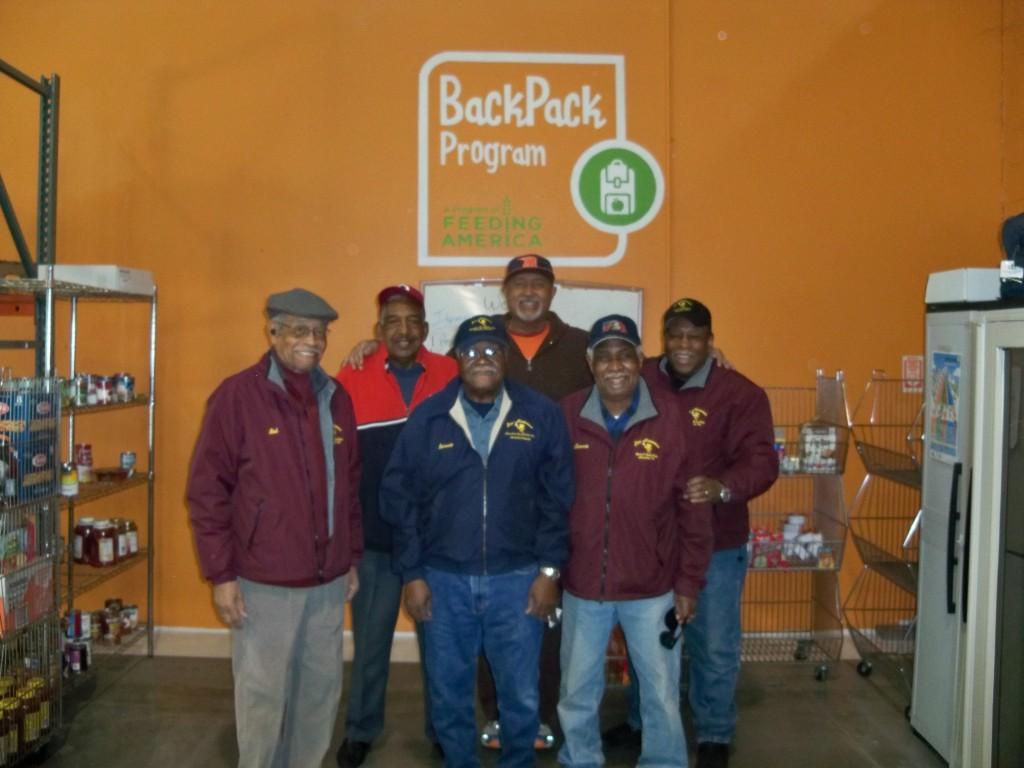Foodbank Back Pack Program (2)